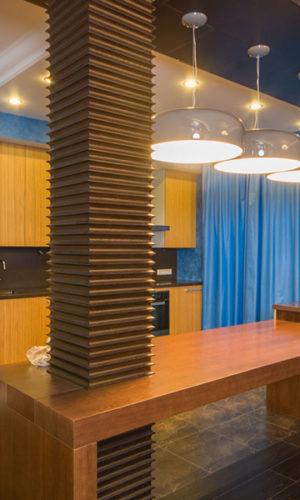 Квартира в ПуПроектирование и ремонт квартиры в Пушкинешкине