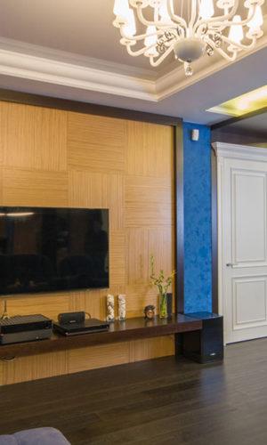 Квартира в ПушкинеПроектирование и ремонт квартиры в Пушкине