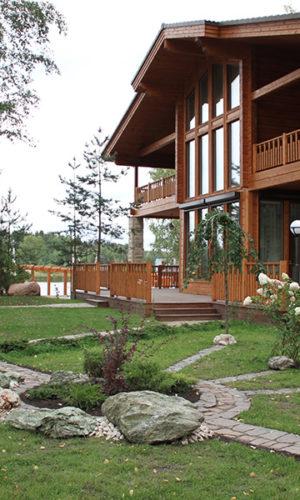 Проект дома в Вырице