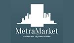MetraMarket логотип